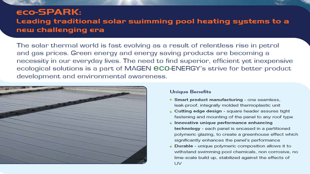 Extend Your Pool Season With Solar Pool Heating